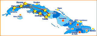 Cuba 14 days itinerary city nature colonial